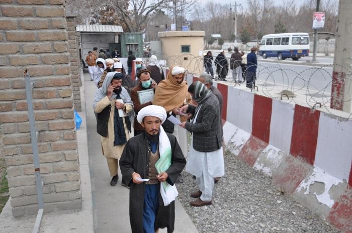 دیدار  وزیر ارشاد، حج واوقاف از جریان ارزیابی کاندید ناظمین  در مجمتع حجاج