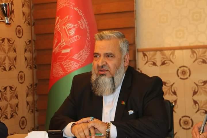 د ارشاد، حج او اوقافو وزیر په 36 هېوادونو کې د افغانستان له سفیرانو سره د افغان سولې په تړاو  خبری.