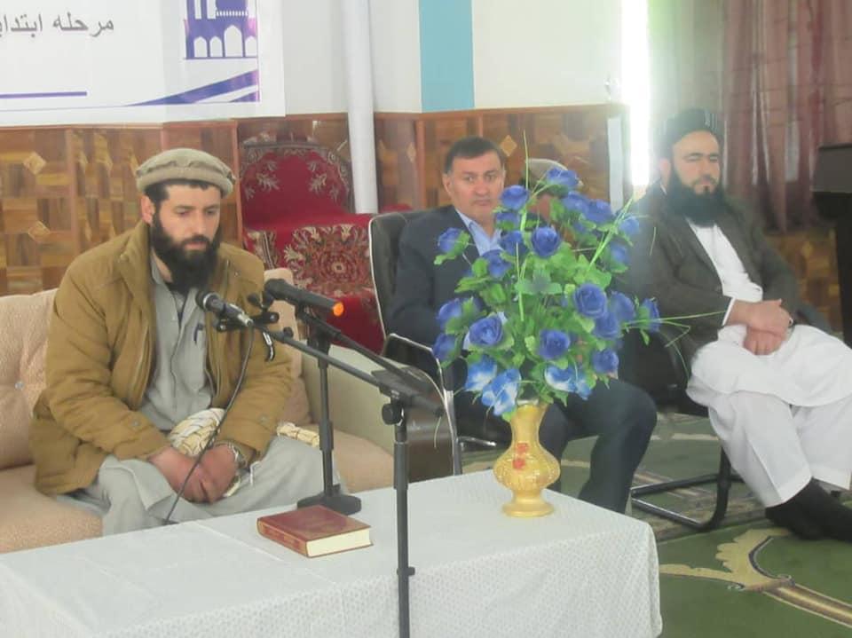 جریان مسابقه ملی حفظ قرآنکریم مرحله ابتدائی در ولایت پنجشیر
