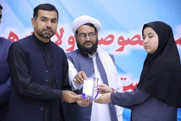 جریان مسابقه ملی حفظ قرآنکریم مرحله ابتدائی در ولایت هرات