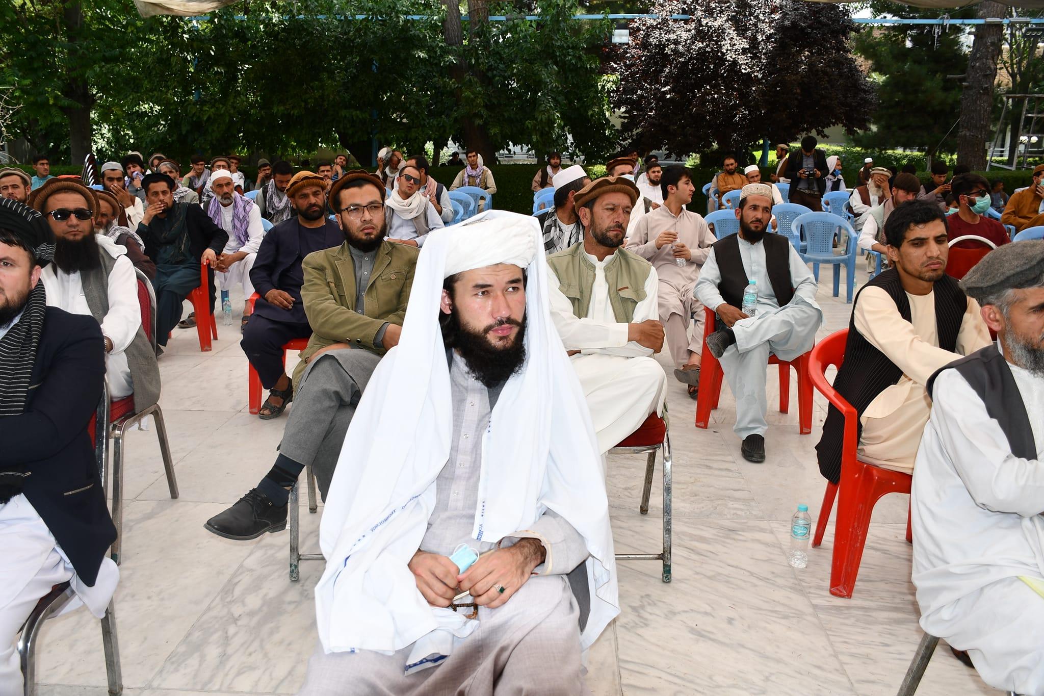 گرامیداشت از نخستین سالیاد شهادت مولوی عزیزالله مفلح خطیب مسجد جامع شیرشاه سوری