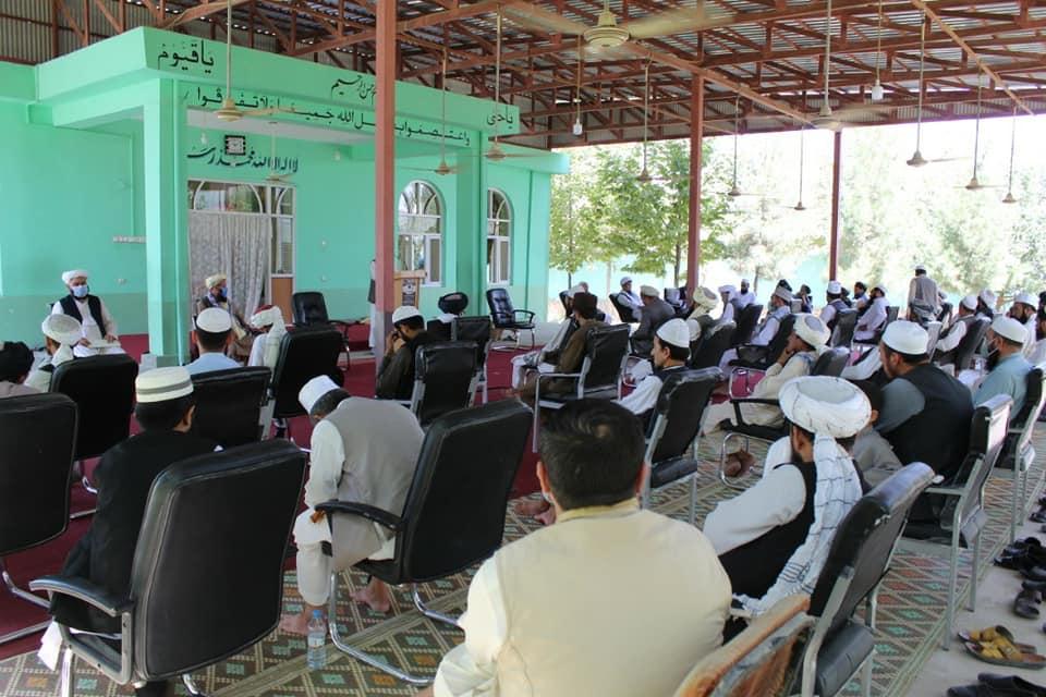 علمای افغانستان از اعلامیهای کنفرانس صلح در مکه مکرمه اعلام حمایت کردند